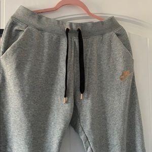 Nike air sweatpants